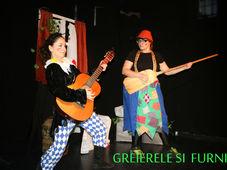 "Teatrul Coquette: ""Greierele si Furnica"""