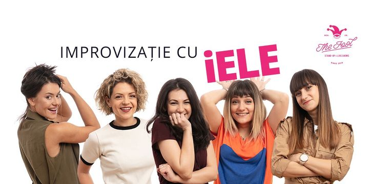 București: Girls Impro Night - Trupa iELE