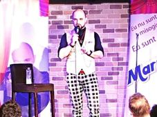 Teatrul InDArt: Stand up Fara Vulgaritate