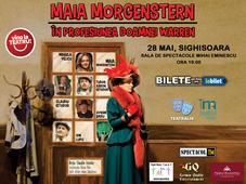 Sighisoara: Profesiunea Doamnei Warren