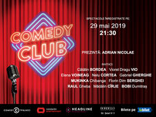Comedy Club: Stand-up comedy cu Bordea, Vio & Friends 2