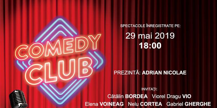 Comedy Club: Stand-up comedy cu Bordea, Vio & Friends 1