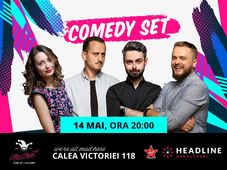 The Fool: Comedy Set - Bucălae, Calița, Cortea și Mane Voicu