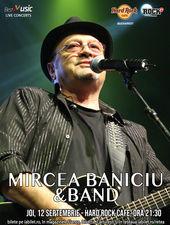 Concert Mircea Baniciu