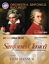 SalutCULTURA! Simfonia Clasică - Orchestra Simfonica Bucuresti