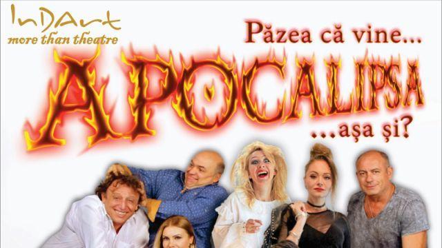 Teatrul InDArt: Pazea ca vine Apocalipsa