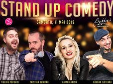 Stand-Up Comedy Sambata X4 cu Anisia, Dumitru, Popovici si Zloteanu