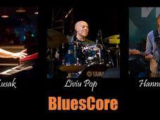 Bluescore: Hanno Hofer/ Raul Kusak/ Liviu Pop LIVE @Capcana