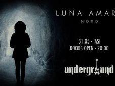 """Luna Amara - lansare vinil """"Nord"""""""