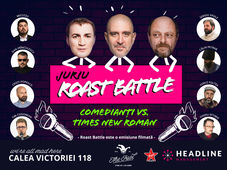 The Fool: Roast Battle - Comedianți vs TNR