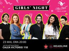 Girls' Night cu Ioana, Teodora, Anisia, Luiza, Elena Voineag și Geo Doba