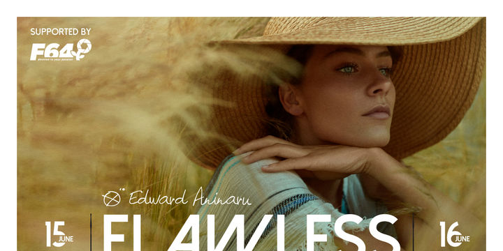 Workshop: Flawless-Natural Light. Undisguised beauty - a workshop by Edward Aninaru
