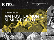 Am Fost La Munte și Mi-a Plăcut | BT Live at /FORM SPACE