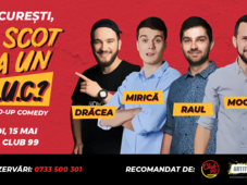 Alex Mocanu, Raul Gheba, Mirică și Drăcea te scot la un SUC@Club 99