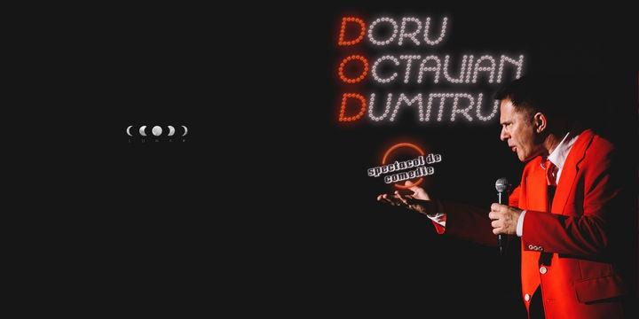 Stand-up comedy cu Doru Octavian Dumitru - 26 mai la Artist Cafe