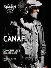 CANAF, o voce unică într-un concert-eveniment