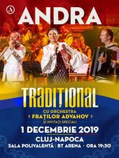 Cluj-Napoca: Concert Andra - Traditional