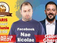 Paris: Nae Nicolae VS Gabriel Gherghe - Stand Up Comedy