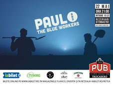 Paul & The Blue Workers la The PUB