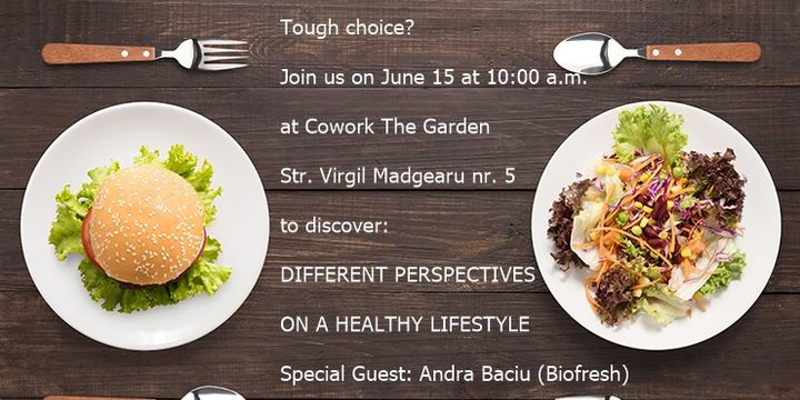 Different perspectives on a healthy lifestyle