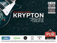 KRYPTON Live Electric la The Pub Universitatii