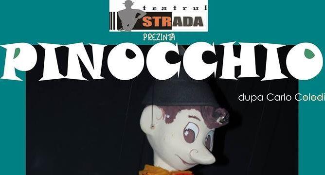 Teatrul Strada: Pinocchio