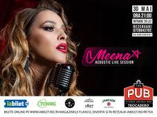 Meena & Band Live Acoustic la The Pub Universitatii