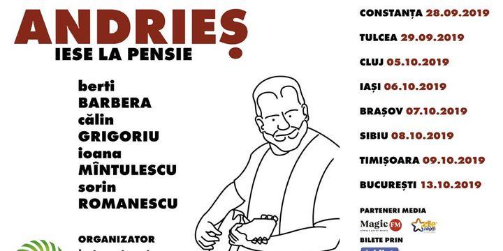 Andries - Iese la pensie
