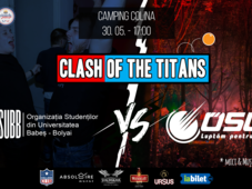 Outdoor Frat Party   Clash of the TITANS
