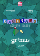 Grimus la Expirat / Backyard Acoustic Season 2019