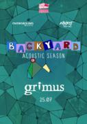 Grimus la Expirat / Backyard Acoustic Season 2019