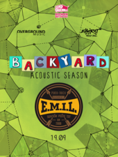 E.M.I.L. la Expirat / Backyard Acoustic Season 2019