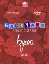 byron la Expirat / Backyard Acoustic Season 2019
