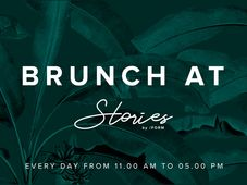 Brunch at Stories by /FORM