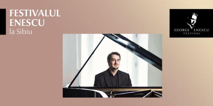 Recital Charles Hamelin - Festivalul Enescu la Sibiu