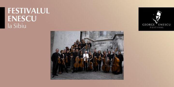 Recital Kremerata Baltica - Festivalul Enescu la Sibiu