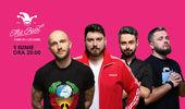 The Fool: Stand-up comedy cu Bordea, Micutzu, Bucălae și Cortea