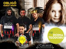 Comedy Improv Show cu Trupa Obligo & Doina Teodoru