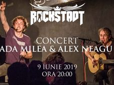 Ada Milea & Alex Neagu live in Rockstadt
