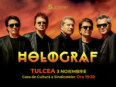 Tulcea: Concert Extraordinar Holograf
