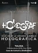 """Tulcea: 20 de ani de la lansarea albumului """"Holografica"""""""