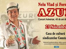 Constanta: Nelu Vlad si Formatia AZUR - Concert aniversar 40 de ani