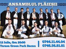 Concert Plăieșii - Green Park Bacău