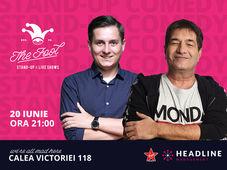 The Fool: Stand-up comedy cu Tănase și Radu Pietreanu