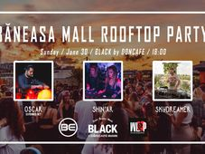 Baneasa Mall ROOFTOP PARTY w. OSCAR / SHIN'AR / SKYDREAMER