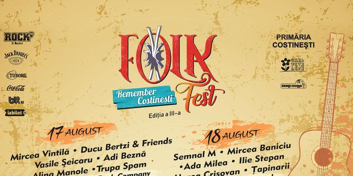 Folk Fest Remember Costinești - Editia a III-a