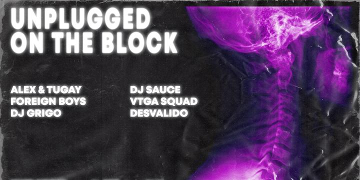Unplugged  x On The Block | Silver Church Bucuresti