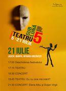 Quantic - Festivalul Teatru Sub Luna - 21 Iulie