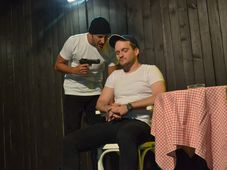 Teatrul Rosu: ''Prima intalnire''