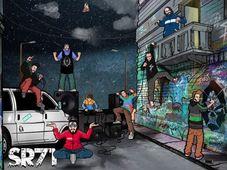 Concert 100% HIP HOP - sr71 - Club Quantic